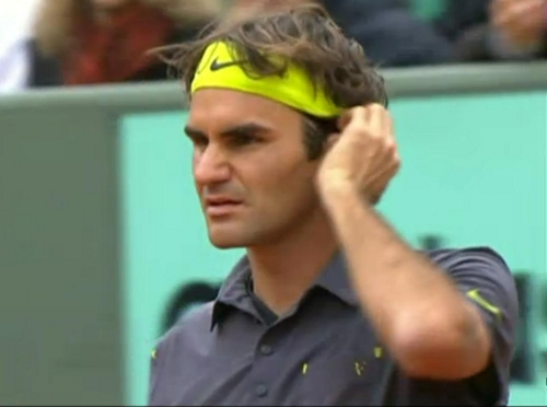 Darth Federer S Thoughts On Goffin Match At Roland Garros