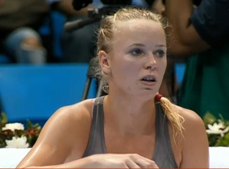 Wozza still bewildered Caro changeover Brazil tour photos screencaps