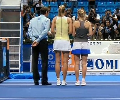 Roger Federer Maria Sharapova Caroline Wozniacki