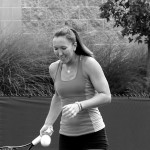 Cincinnati practice brother laugh grin smile Jelena Jankovic pics